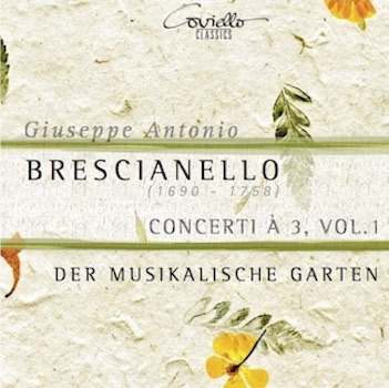 Cover CD Brescianello